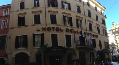 Photo of Hotel Hotel delle Nazioni at Via Poli 6, Rome 00187, Italy