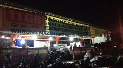 Photo of Asian Restaurant Sego Megono Pak Bon (Sorogenen) at Jl. H. Agus Salim, Pekalongan, Indonesia