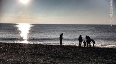Photo of Beach Budleigh Salterton Beach at Coastguard Hill, Budleigh Salterton EX 9 6, United Kingdom