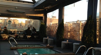 Photo of Restaurant La Piscine in Hotel Americano at 518 West 27th Street, New York, NY 10001, United States