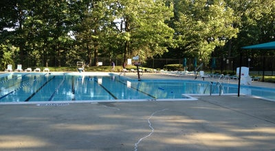 Photo of Pool New Mark Commons Clubhouse and Swim Club at 607 Tegner Way, Rockville, MD 20850, United States