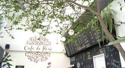 Photo of Cafe Café de Flôre (คาเฟ่เดอฟลอเร่) at 345/1 Nakhon In Rd, Bang Kruai 11130, Thailand