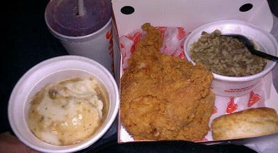 Photo of Fried Chicken Joint Popeyes at 1243 Saint Charles Ave, New Orleans, LA 70130, United States