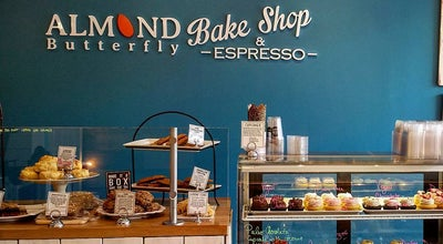 Photo of Bakery Almond Butterfly at 100 Harbord St, Toronto, ON, On M5S 1G6, Canada