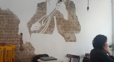 Photo of Mediterranean Restaurant Ouzeria (אוזריה) at 44 Matalon St., Tel Aviv 66527, Israel
