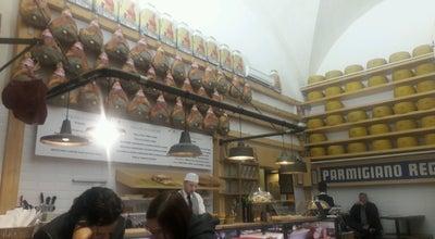 Photo of Butcher Salumeria Simoni at Via Drapperie 5, Bologna 40100, Italy