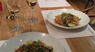 Photo of Asian Restaurant Wagamama at Leeds LS1 5AY, United Kingdom