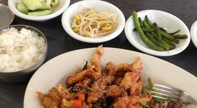 Photo of Asian Restaurant Shila Korean Restaurant at 404 Santa Fe Dr, Fayetteville, NC 28303, United States