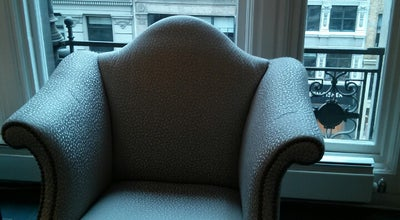 Photo of Other Venue Marie Robinson Salon at 155 5th Ave, New York, NY 10010