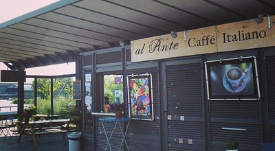 Photo of Coffee Shop Al Ponte - Caffe' Italiano at Meeuwenlaan 2, Amsterdam 1021 HR, Netherlands