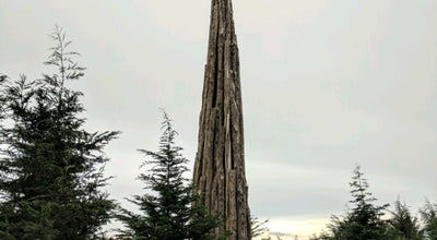 Photo of Sculpture Garden Goldsworthy Spire at Arguello Blvd, San Francisco, CA 94129, United States