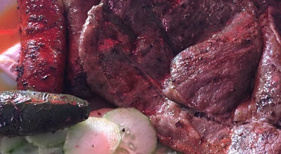 "Photo of BBQ Joint *ARRACHERAS Y TACOS AL CARBON*  ""EL 10"" at 4ta. Av., Nezahualcotl 57000, Mexico"