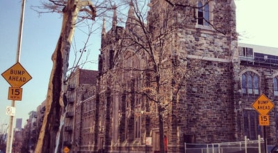 Photo of Church Abyssinian Baptist Church at 132 Odell Clark Pl, New York, NY 10030, United States