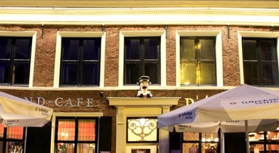 Photo of Bar Grand cafe D'Apotheek at Markt 13, Oosterhout, Netherlands