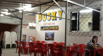 Photo of Fast Food Restaurant Dusky Lanches at Itajaí 88301-203, Brazil