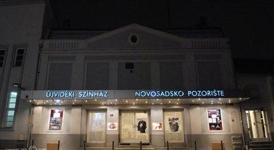 Photo of Theater Újvidéki színház - Novosadsko pozorište at Jovana Subotića 3-5, Novi Sad 21000, Serbia