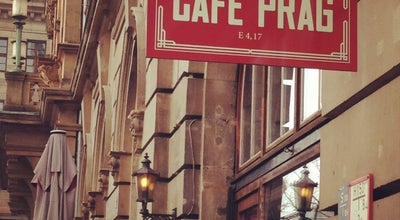 Photo of Cafe Café Prag at E4, 17, Mannheim 68159, Germany