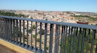 Photo of Beer Garden Terraza Miradero at Paseo Miradero S/n, Toledo 45003, Spain