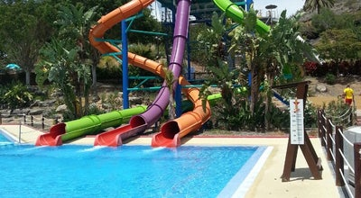 Photo of Water Park Aqualand at Ctra. Palmitos Park, Km 3, Maspalomas 35100, Spain