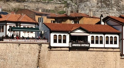 Photo of Eastern European Restaurant Amaseia Mutfağı at Amasya, Turkey
