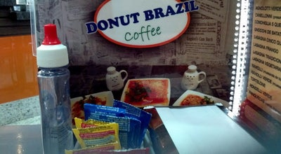 Photo of Cafe Donut Brazil at Rua Monte Casseros 117, Santo André 09015-020, Brazil
