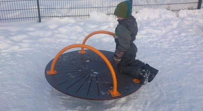 Photo of Playground Viertolanrannan Leikkipuisto at Kaislatie 22d, Vantaa, Finland