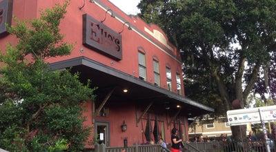 Photo of New American Restaurant Ella's Americana Folk Art Cafe at 5119 N Nebraska Ave, Tampa, FL 33603, United States