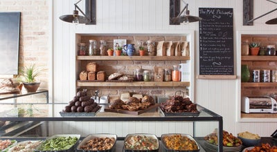 Photo of Cafe The Mae Deli by Deliciously Ella at 21 Seymour Place, London W1H 5BH, United Kingdom