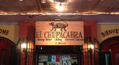 Photo of Mexican Restaurant El Chupacabra at 5782 Felipe St, Bel-Air 1209, Philippines