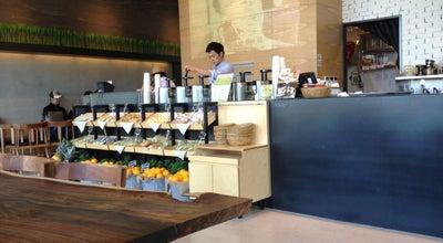 Photo of Juice Bar Hurom Juice Cafe at 강남구 도산대로 164, 서울특별시 135-812, South Korea