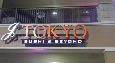 Photo of Japanese Restaurant J Tokyo at 12374 Sw 127th Ave, Miami, FL 33186, United States