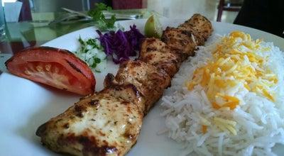 Photo of Mediterranean Restaurant Saffron Grill at 1300 E Bidwell St #100, Folsom, CA 95630, United States
