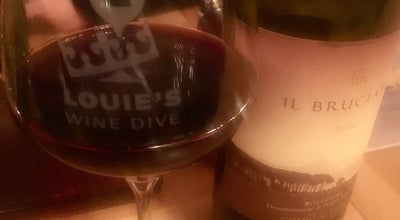 Photo of Gluten-free Restaurant Louie's Wine Dive at 6701 W 119th St, Overland Park, KS 66209, United States