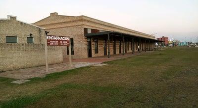 Photo of Historic Site Réplica de la Estación de Ferrocarril at Avenida Costanera República Del Paraguay, Encarnación, Paraguay