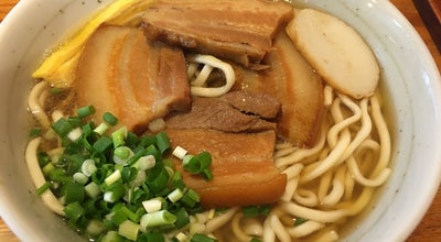 Photo of Ramen / Noodle House なーざと家 at 宮里528-2, 沖縄市, Japan