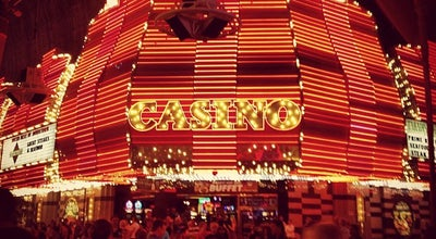 Photo of Casino Fremont Hotel & Casino at 200 Fremont St, Las Vegas, NV 89101, United States
