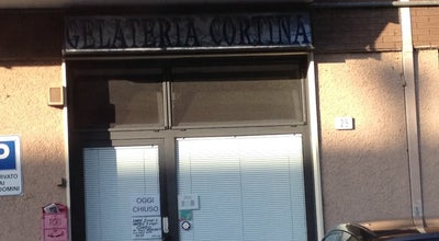Photo of Ice Cream Shop Gelateria Cortina at Via Ugo Da Carpi, Carpi 41012, Italy