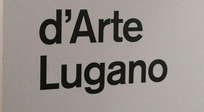 Photo of Art Museum Museo d'Arte di Lugano at Via Riva Caccia 5, Lugano 6900, Switzerland