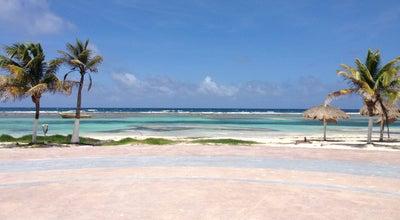 Photo of Beach Mahahual, Quintana Roo at Mexico