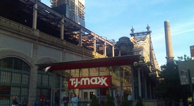 Photo of Clothing Store TJ Maxx at 407 E 59th St, New York, NY 10022, United States