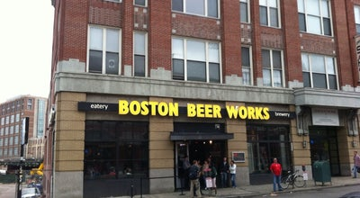 Photo of Brewery Boston Beer Works at 61 Brookline Ave, Boston, MA 02215, United States