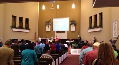 Photo of Church Gospel Light Baptist Church at 600 Garland Ave, Hot Springs, AR 71913, United States