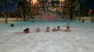Photo of Water Park Castaway Bay Indoor Waterpark at 2001 Cleveland Rd, Sandusky, OH 44870, United States