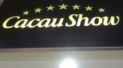 Photo of Chocolate Shop Cacau Show at R Delmiro Gouveia 177, A, ARACAJU 49035-900, Brazil