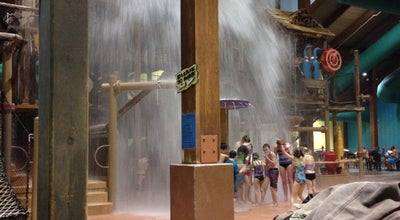Photo of Pool Splash Country Indoor Water Park at 1945 W 76 Country Blvd, Branson, MO 65616, United States