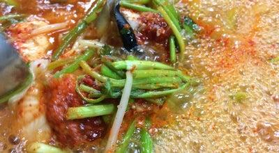 Photo of Korean Restaurant 싱글벙글복어 at 구미대로 386, Gumi, South Korea