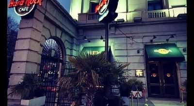 Photo of American Restaurant Hard Rock Cafe Madrid at Paseo De La Castellana 2, Madrid 28046, Spain