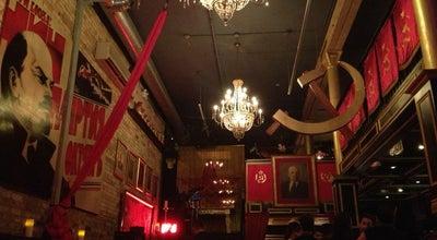 Photo of Cocktail Bar Pravda Vodka Bar at 44 Wellington St. E, Toronto, ON M5E 1C9, Canada