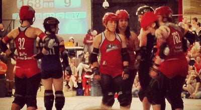 Photo of Racetrack Atlanta Rollergirls at 400 Ponce De Leon Ave Ne, Atlanta, GA 30308, United States