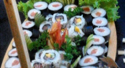 Photo of Sushi Restaurant Hadouken Temakeria e Sushi at Av. Silva Jardim, 340, Santarém 68040-010, Brazil